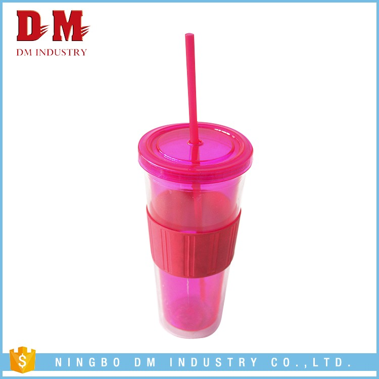 Food Grade Cheap Double Wall Plastic Cup Beer