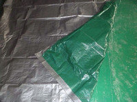 trampolin tent cover and car cover uv protect pe tarpaulin