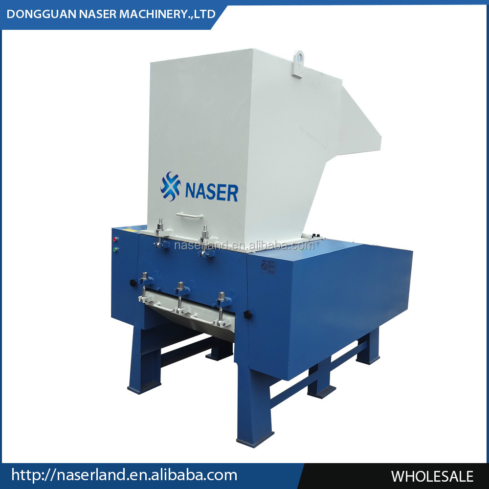 Small Plastic pet bottles shredding machine