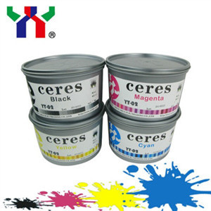 hotsale in india YT-02 offset paper printing ink