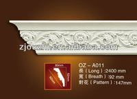 pu foam cornice moulding,window cornice,wall ceiling decoration cornice