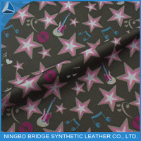 good price printed bag material abrasion-resistant oxford cloth fabric