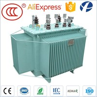 Special designed triple phase power plant transformers up to 40MVA