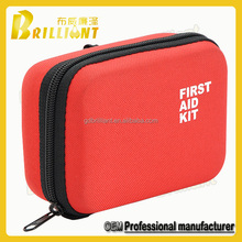 Hard Medic Bag First Aid Pouch Private Label First Aid Kit