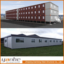Site 20ft/40ft Prefabricated Container Office With big space