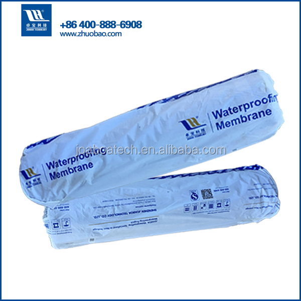 double side self adhesive rubber bitumen waterproof roof membrane