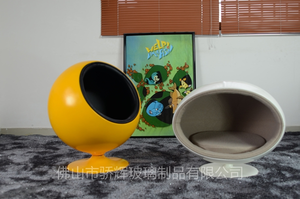 Professional factory supply latest design fiberglass ball the dog house
