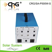 12v 500w balcony hanging solar power system for home in india price