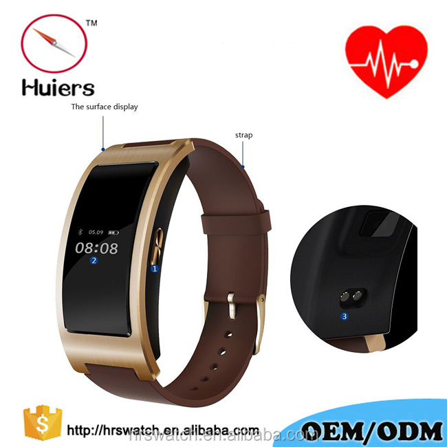 2017 Newest CK11 Smart Watch Bracelet Band Blood Pressure Heart Rate Monitor