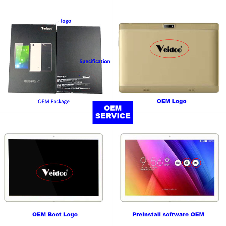 Wholesale 3G phone call MTK 6580 Quad Core 10 inch android tablet