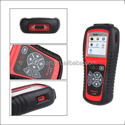 2017 New Arrival Original Autel AutoLink AL519 OBDII/CAN SCAN TOOL Autel AL519 in stock