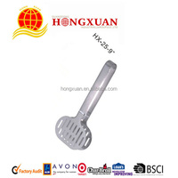 stainless steel food tong