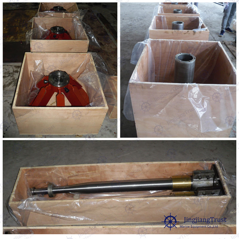 High quality Ship boat propeller shaft