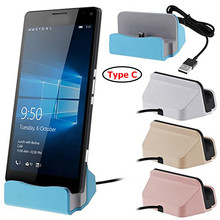 2017 3 in 1 USB Type C Charging Dock charger For Samsung GALAXY S8 Plus Note 7 OnePlus 2 3 Lumia 950