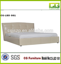 Star International Furniture Leather Bed CG-LBD1081