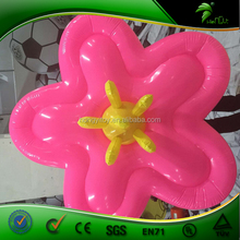 Multi-functional Giant Inflatable Flower Decoration / Plastic Flower Decoration For Wedding Or Party Event