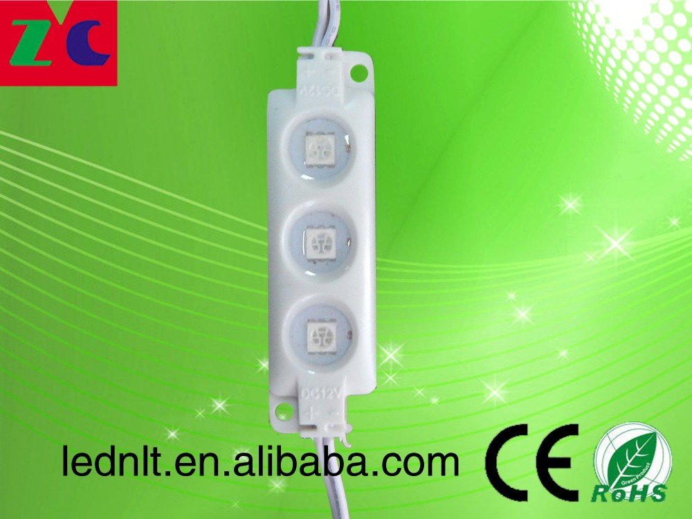 Factory price 0.72w ABS led injection module 5050 waterproof dc12v