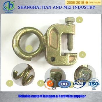 Casting Iron precision hot forging parts