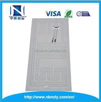 2016 Ningzheng Brand Roll Bond Evaporator For Refrigerator