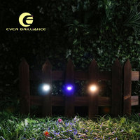 Low voltage 12V RGB Waterproof IP67 led deck light led ground light fence lighting