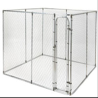 High quality Dog run kennels price