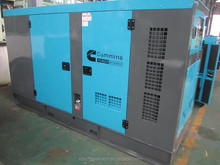 Hot! China Soundproof power generator 30KW silent diesel generator set with cummins engine