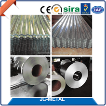 Construction material Corrugated steel sheet/metal roofing sheet
