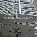 hot dipped galvanized flooring grating