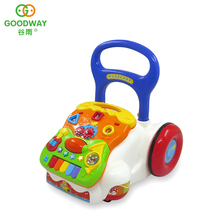 New Model Children Best Gift Safety Over Ten Months Baby Walker China
