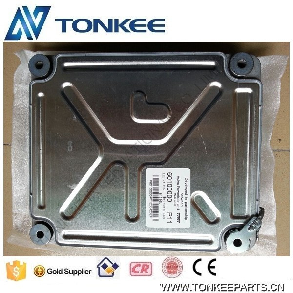 Electric Parts 60100000 ECU Controller For EC290B