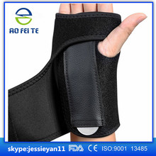 Alibaba Express Custom Sport Wrist Support Brace Orthopedic Wrist Support