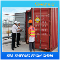 100% cheap sea cargo freight rate/ocean shipping cost for 20GP/40HQ from China to worldwide --Jacky(skype:colsales13)