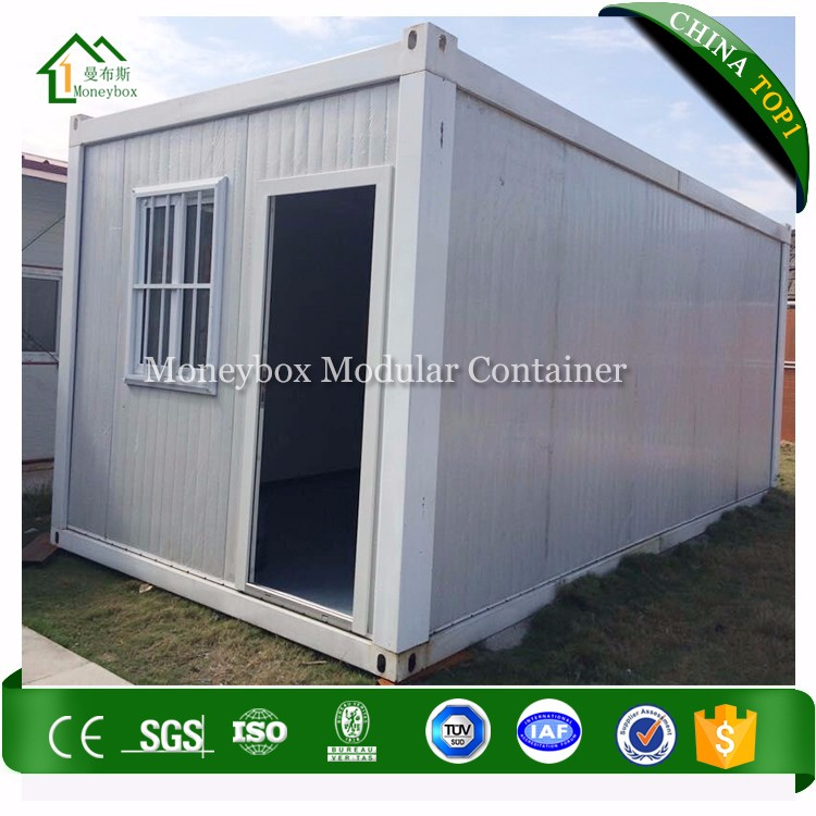 Easy To Install Wood Frame Prefabricated Building