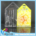 Wholesale Clear Plastic clamshell packaging