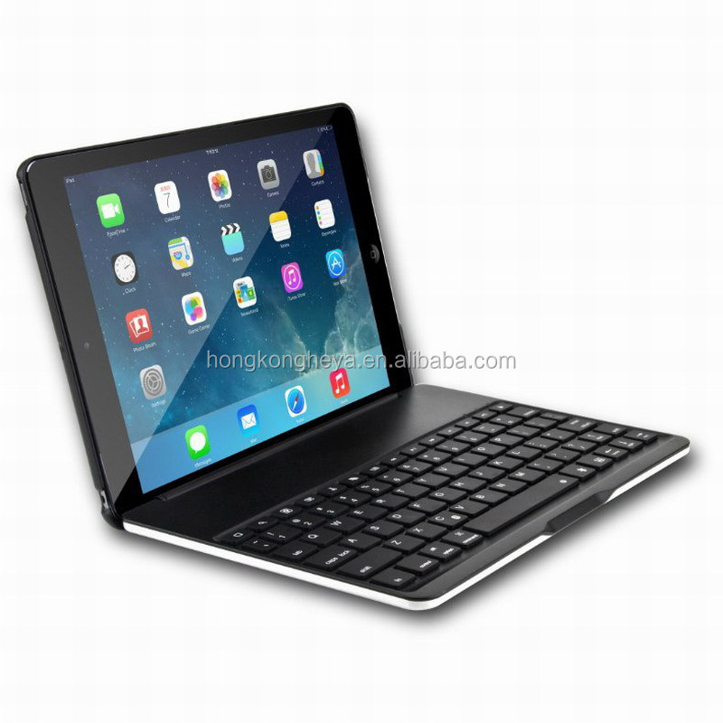 Hot Selling Wireless Bluetooth 3.0 Keyboard F8+ for iPad Air 2