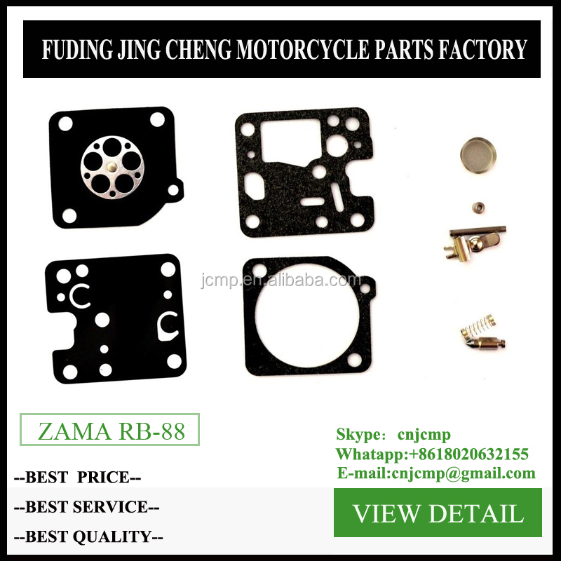 Carburetor Gasket & Diaphragm for ZAMA RB-88 Echo PB230LN Blowers