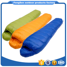 Popular Design adult winter wearable Comfortable Thicken sleeping bag