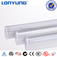 high efficiency 13w t8 led tube lamp with etl energy star approval
