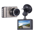 China Manufacturer FHD 1080P Dash Camera 3 Inch TFT LCD Screen Car Dash Camera
