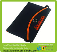 2014 new supplier wholesale mobile phone solar pack solar charger power bank solar panel price list from China