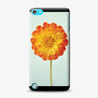 High Quality Beauty Flower Case For Iphone Cases Custom Moible Phone Cover For Ipad 5 Wholesale Case For Touch 5