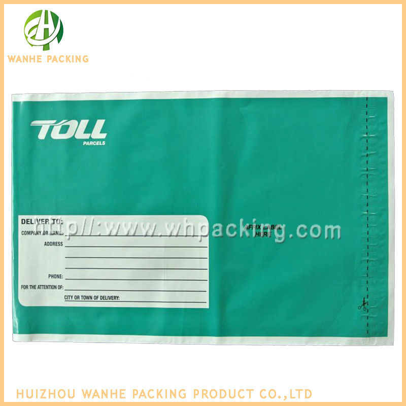 plastic mailing postal mail bags for packing