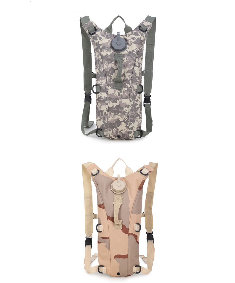 30% off Wholesale 3L camouflage military tactical hydration backpack with water bladder