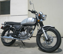 125cc Retro street bike with EEC