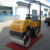 1 Ton Double Drum Mini Ride on Vibratory Roller (FYL-880)