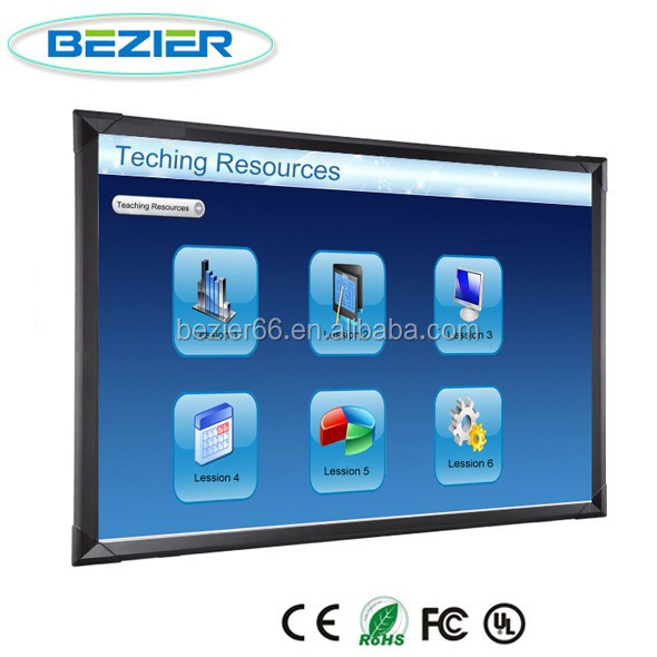 70 inch Android All in One PC Interactive whiteboard