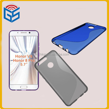 S line for huawei honor 8 pro v9 duk-al20 soft tpu case cover