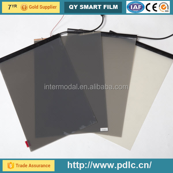 Hot sale 2016 self adhesive and laminated, smart film
