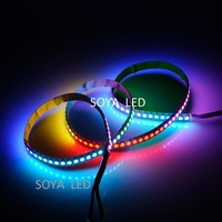 magic color flexible christmas led strip light outdoor use