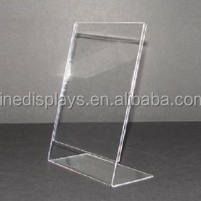 Single Sided Poster Display Stand(AS-U-413)
